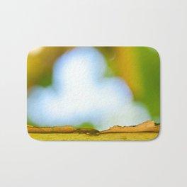 Abstract Light Bath Mat