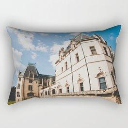 Biltmore Under Blue Skies Rectangular Pillow