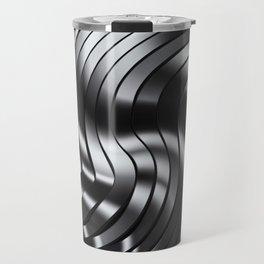 BLACK & WHITE III Travel Mug