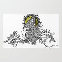 Shiva Moon Rug