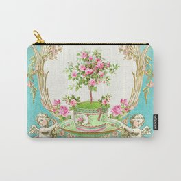 French Baroque Patisserie Tea Carry-All Pouch