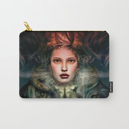 """""""Dream Winter, Spring Awakening"""" Carry-All Pouch"""