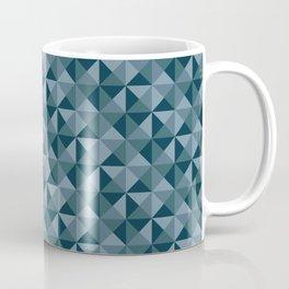 Blue Quartet Coffee Mug