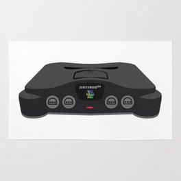 Nintendo 64 Rug
