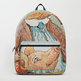 Pigling Bland by Beatrix Potter Backpack