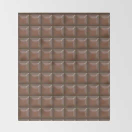 For Chocolate Lovers Throw Blanket