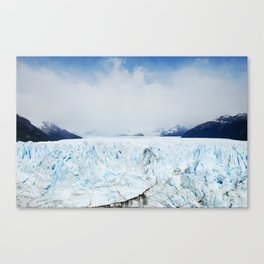 Ice Ice Baby - Patagonia, Argentina Canvas Print