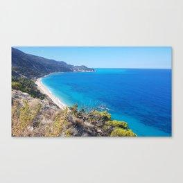 grecia Canvas Print