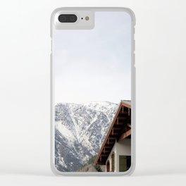 Leavenworth Clear iPhone Case