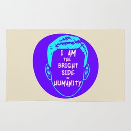The Bright Side Of Humanity Rug
