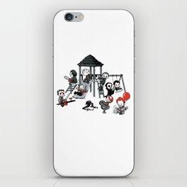 Horror Park iPhone Skin