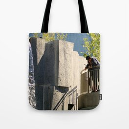 Since I Falls For You Tote Bag