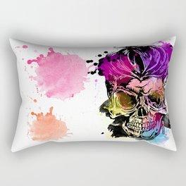 128@AllSkull™ Rectangular Pillow