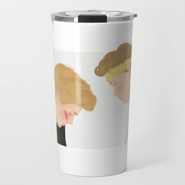Skam, Isak and Even | Evak Illustration Travel Mug