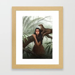 Rimaq ~ A Compendium of Witches Framed Art Print