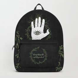 Adam, The Magician - The Raven Cycle Backpack