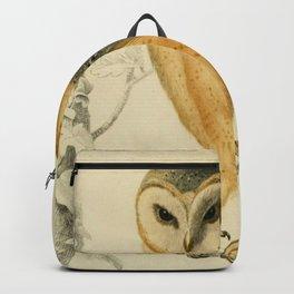 Naturalist Barn Owl Backpack