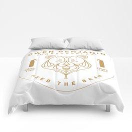 Golden Shield Comforters