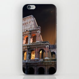 The Coliseum of Ancient Rome iPhone Skin