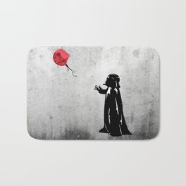 Little Vader - Inspired by Banksy Bath Mat