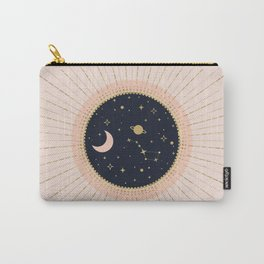 Love in Space Carry-All Pouch