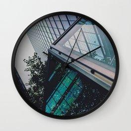 Refective Perpective | Berlin 2016 Wall Clock