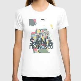 San Francisco. T-shirt