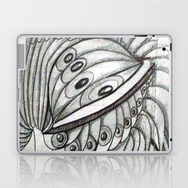 UNA MIRADA AL INFINITO Laptop & iPad Skin