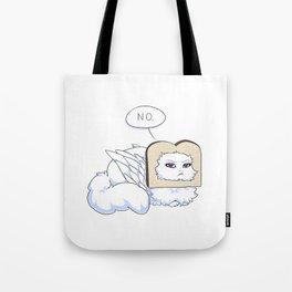 No Bread plz Tote Bag