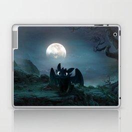 TOOTHLESS halloween Laptop & iPad Skin