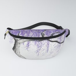 Sumptuous Shade Tree Fanny Pack