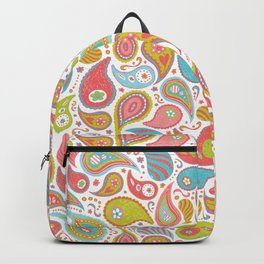 Power Paisley Backpack