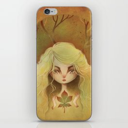 """""""Great-Rooted Blossomer"""" iPhone Skin"""
