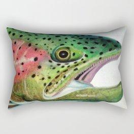 Feelin' Fishy Rectangular Pillow