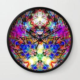 Conjurer Wall Clock