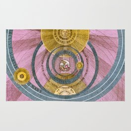 Between two Worlds Rug