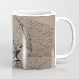 Oscar Wilde Author Portrait Coffee Mug