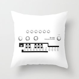 tb-303 Throw Pillow