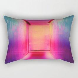 Colorful Entrance Rectangular Pillow