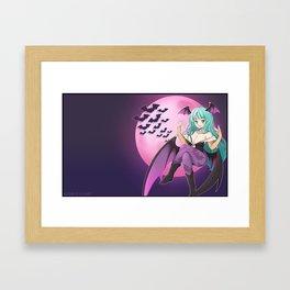 Morrigan #2 Framed Art Print