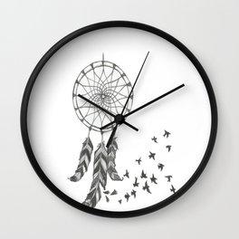 Catch my dreams Wall Clock