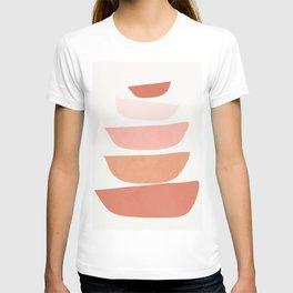 Abstract Minimal Shapes IV T-shirt