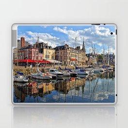 Honfleur Pretty As A Postcard Laptop & iPad Skin