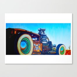 Desert Rat Canvas Print