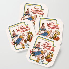 LET'S SUMMON DEMONS Coaster