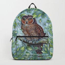 Forest Owl Backpack