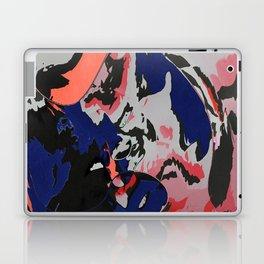 Eight colors in the bucket Laptop & iPad Skin