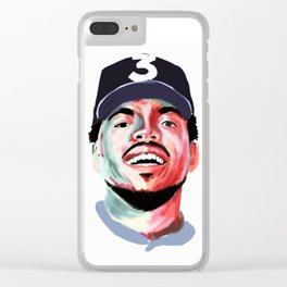 cocoa butter kisses Clear iPhone Case