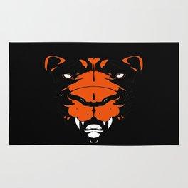art tiger Rug