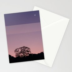 Dusk on a Tropical Paradise Stationery Cards